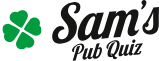 Logo sam's pub quiz